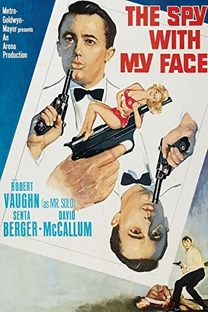 O Espião que Tem a Minha Cara - Poster / Capa / Cartaz - Oficial 1