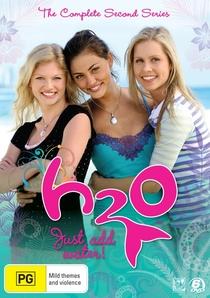 H2O: Meninas Sereias (2ª temporada) - Poster / Capa / Cartaz - Oficial 1