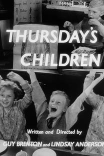 Thursday's Children - Poster / Capa / Cartaz - Oficial 1
