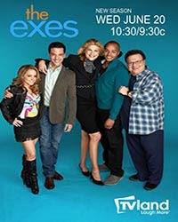 The Exes (4ª Temporada) - Poster / Capa / Cartaz - Oficial 1