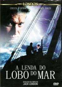 A Lenda do Lobo do Mar - Poster / Capa / Cartaz - Oficial 2