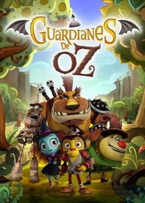 Guardiões de Oz  - Poster / Capa / Cartaz - Oficial 1