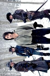 The Musketeers (1ª Temporada) - Poster / Capa / Cartaz - Oficial 3
