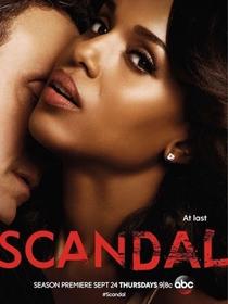 Scandal (5ª Temporada) - Poster / Capa / Cartaz - Oficial 1