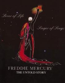 A Verdadeira História de Freddie Mercury - Poster / Capa / Cartaz - Oficial 1
