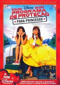 Programa de Proteção Para Princesas - Poster / Capa / Cartaz - Oficial 2