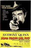 Blefando a Morte (The Man From Del Rio)