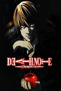 Death Note (1ª Temporada) - Poster / Capa / Cartaz - Oficial 3
