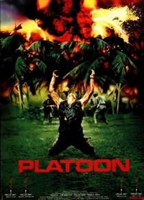 Platoon - Poster / Capa / Cartaz - Oficial 3