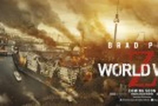"""Novo Spot de TV mostra o caos se espalhando pelo mundo em """"Guerra Mundial Z"""""""