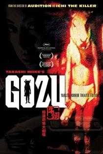 Gozu - Poster / Capa / Cartaz - Oficial 1