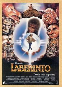 Labirinto - A Magia do Tempo - Poster / Capa / Cartaz - Oficial 6