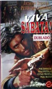 Viva Sabata! - Poster / Capa / Cartaz - Oficial 3