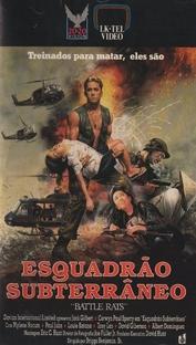 Esquadrão Subterrâneo - Poster / Capa / Cartaz - Oficial 1