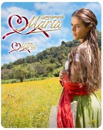 Simplemente María - Poster / Capa / Cartaz - Oficial 2