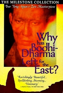Why Has Bodhi-Dharma Left for the East? - Poster / Capa / Cartaz - Oficial 3