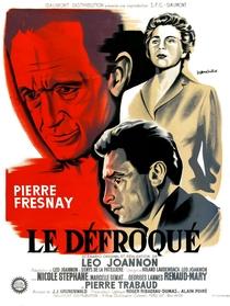 Le Défroqué - Poster / Capa / Cartaz - Oficial 1
