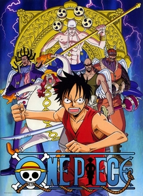 One Piece: Saga 3 - Skypiea - Poster / Capa / Cartaz - Oficial 1
