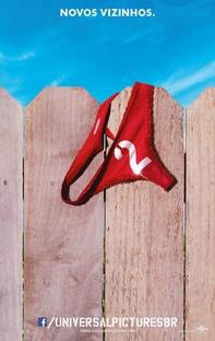 Vizinhos 2 - Poster / Capa / Cartaz - Oficial 6