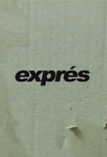 Exprés - Poster / Capa / Cartaz - Oficial 1