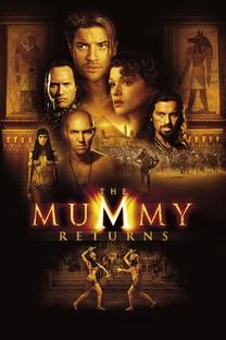 O Retorno da Múmia - Poster / Capa / Cartaz - Oficial 6
