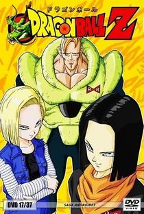 Dragon Ball Z (4ª Temporada) - Poster / Capa / Cartaz - Oficial 2