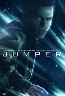 Jumper - Poster / Capa / Cartaz - Oficial 12
