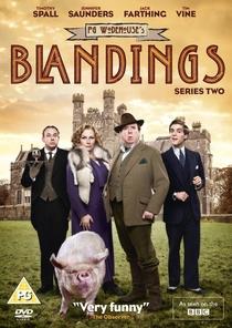Blandings (2ª Temporada) - Poster / Capa / Cartaz - Oficial 1