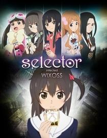 Selector Infected WIXOSS - Poster / Capa / Cartaz - Oficial 1