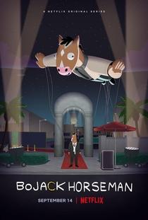 BoJack Horseman (5ª Temporada) - Poster / Capa / Cartaz - Oficial 1