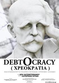 Dividocracia - Poster / Capa / Cartaz - Oficial 3