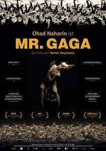 Gaga: O Amor Pela Dança - Poster / Capa / Cartaz - Oficial 3