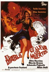 Lisa e o Diabo - Poster / Capa / Cartaz - Oficial 1