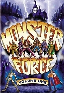 Monster Force - Poster / Capa / Cartaz - Oficial 1