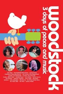 Woodstock - 3 Dias de Paz, Amor e Música - Poster / Capa / Cartaz - Oficial 5