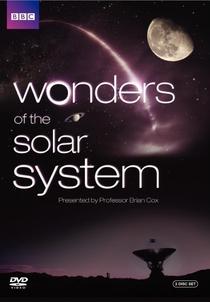 As Maravilhas do Sistema Solar (BBC) - Poster / Capa / Cartaz - Oficial 1