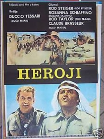 Os Heróis - Poster / Capa / Cartaz - Oficial 3