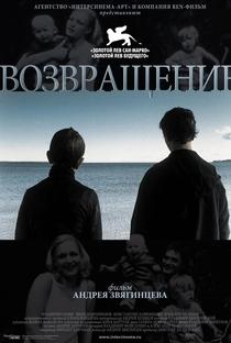 O Retorno - Poster / Capa / Cartaz - Oficial 2