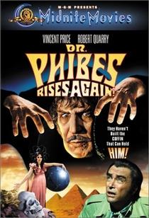 A Vingança do Dr. Phibes - Poster / Capa / Cartaz - Oficial 7