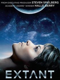 Extant (1ª Temporada) - Poster / Capa / Cartaz - Oficial 1
