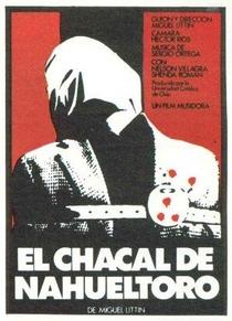 O Chacal de Nahueltoro - Poster / Capa / Cartaz - Oficial 1