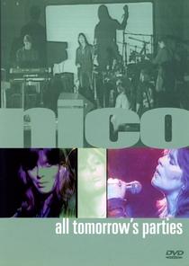 Nico: All Tomorrow's Parties (1983) - Poster / Capa / Cartaz - Oficial 1