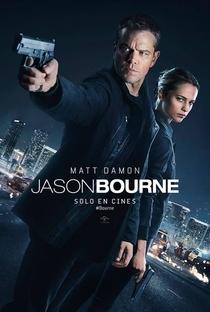 Jason Bourne - Poster / Capa / Cartaz - Oficial 4