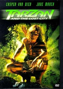 Tarzan e a Cidade Perdida - Poster / Capa / Cartaz - Oficial 1