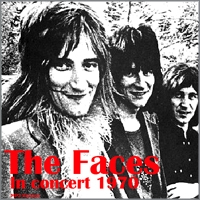 The Faces at the London Marquee 1970 - Poster / Capa / Cartaz - Oficial 1