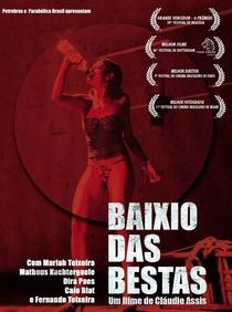 Baixio das Bestas - Poster / Capa / Cartaz - Oficial 1