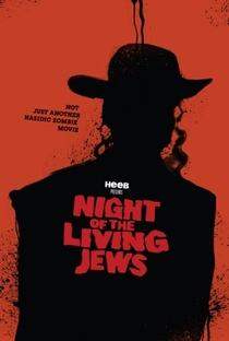 A Noite dos judeus mortos vivos - Poster / Capa / Cartaz - Oficial 2