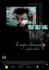 O Sangue Iluminado - Poster / Capa / Cartaz - Oficial 1