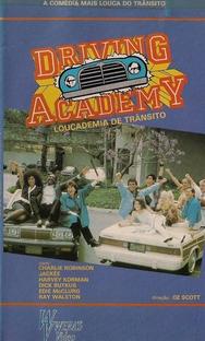 Loucuras na Auto Escola - Poster / Capa / Cartaz - Oficial 2