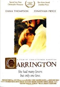 Carrington - Dias de Paixão - Poster / Capa / Cartaz - Oficial 2